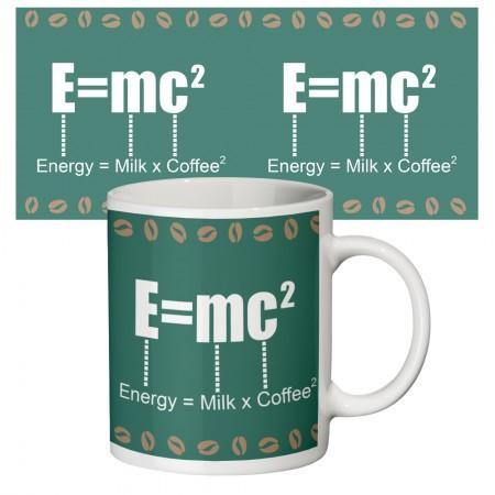 Чашка с принтом 63201 Energy