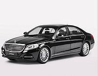 Машина металл Mercedes-benz S-klass 222 1:24