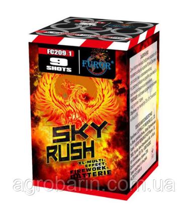 Салютна установка SKY RUSH FC209-1