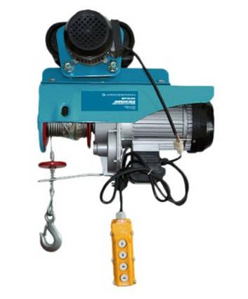 Подъемник электрический с тележкой KRAISSMANN SHT 250/500