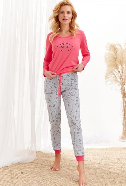 Стильная женская пижама Taro Nora 2124
