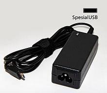 Блок живлення для ноутбука Asus 19V 1.75 A 33W Special USB без каб. піт. (AD103007) bulk