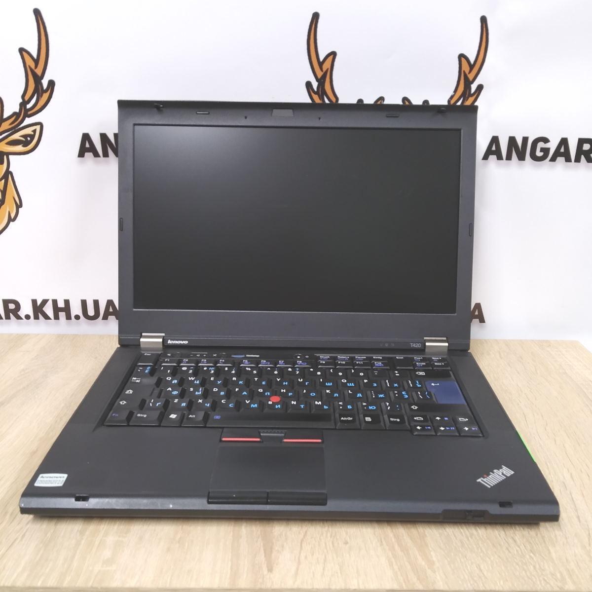 "Ноутбук б/у 14.1"" Lenovo ThinkPad T420 (Core i5 2520m/DDR3)"