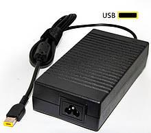 Блок живлення для ноутбука Lenovo 20V 8.5 A 170W USB без каб. піт. (AD107015) bulk