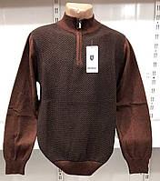 """В'язаний светр чоловічий з візерунком, розміри M-XL (8цв) """"ZAZZONI"""" купити недорого від прямого постачальника"""