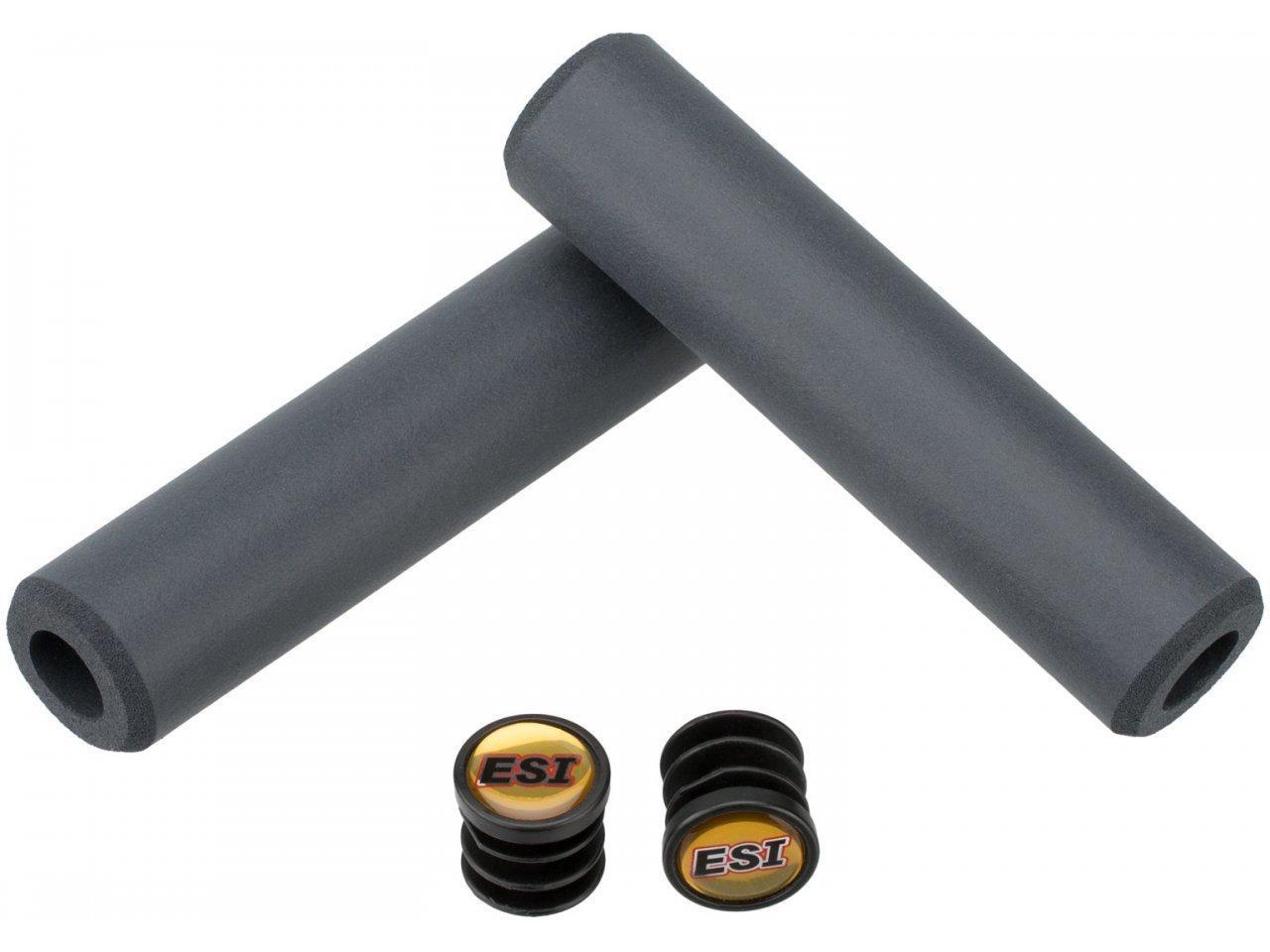 Гріпси велосипедні ESI Chunky Black (чорні)