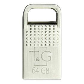 Флеш-драйв USB Flash Drive T&G 113 Metal Series 64GB.