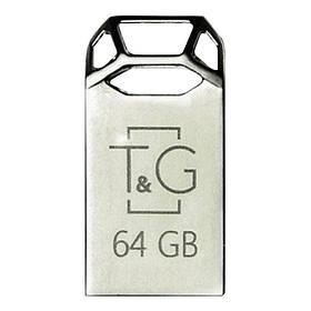 Флеш-драйв USB Flash Drive T&G 110 Metal Series 64GB.