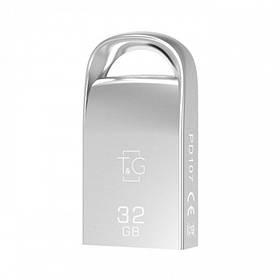 Флеш-драйв USB Flash Drive T&G 107 Metal Series 32GB.