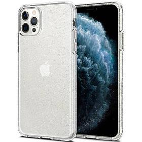 "TPU чохол Clear Shining для Apple iPhone 12 Pro Max (6.7 "")."