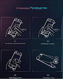Закаленное защитное стекло Data Frog для Nintendo Switch Lite / Есть чехлы, фото 3