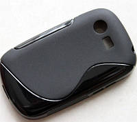 Чехол для телефона Mobiking for Samsung S5282 Black / Silicon (24321)