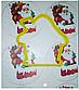 Вырубка кондитерская для пряника мастики марципана Домик 5, фото 2