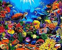 Картина по номерам Babylon Красота моря 40Х50 см VP1322
