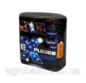 Салютная установка Exploder FC3013-3