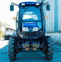 Трактор с кабиной ДТЗ 5404К
