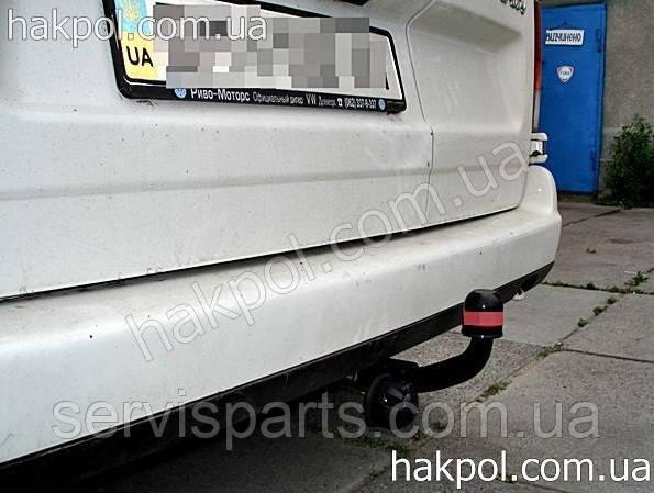 Фаркоп Volkswagen Caddy 2004- (Фольксваген Кадди)