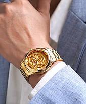Часы мужские дракон, фото 2