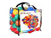 Набор мячей для сухого бассейна в сумке 49600 Intex