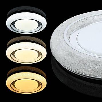 Светильник светодиодный Biom SMART 3000-6000K 80Вт с д/у