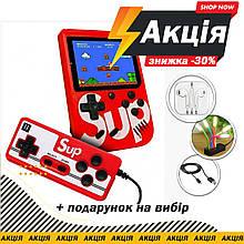 """Приставка с джойстиком SUP Game Box 3"""" 400 игр Супер Марио"""