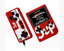 "Приставка с джойстиком SUP Game Box 3"" 400 игр Супер Марио, фото 3"