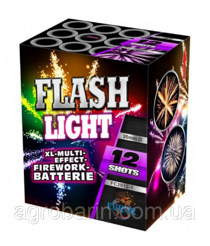 Салютна установка FLASH LIGHT FC2012-1