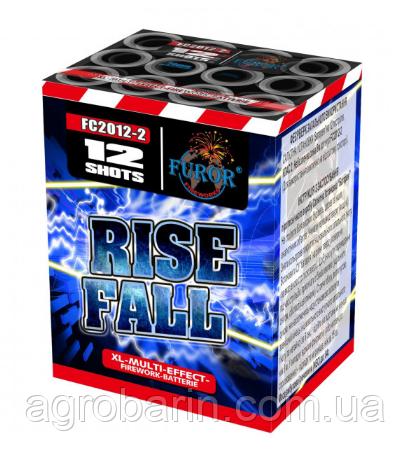 Салютная установка Rise Fall FC2012-2