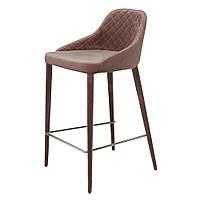 Полубарный стул ELIZABETH  ШОКОЛАД D30, фото 1