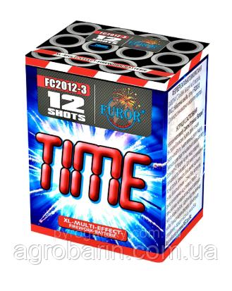 Салютна установка TIME FC2012-3