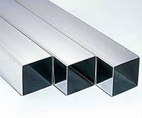 Труба алюминиевая профильная АД31  40х20х2,0мм  AS