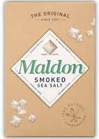 Малдонская соль хлопьями копченая, 125 г, MALDON