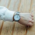 Geneva Женские часы Geneva Steel Silver, фото 3