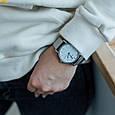 Geneva Женские часы Geneva Steel Silver, фото 7