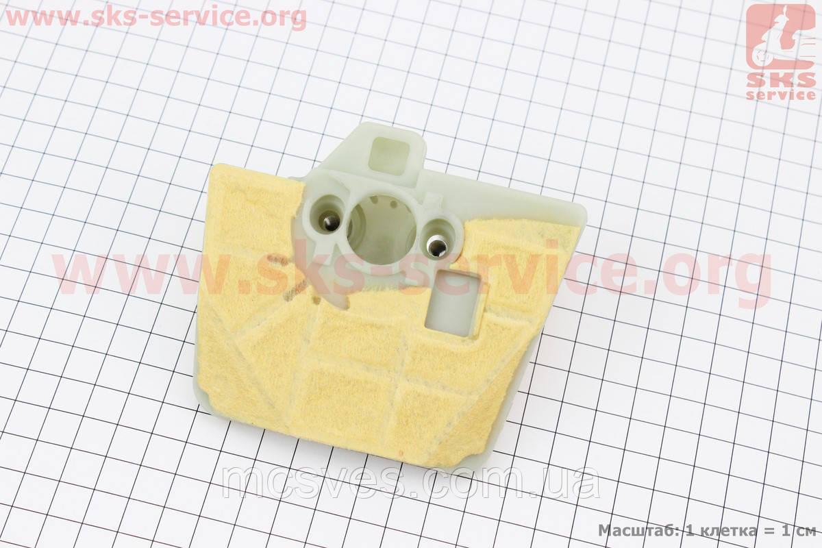 (Китай) Фильтр-элемент воздушный MS-360 1 / 2