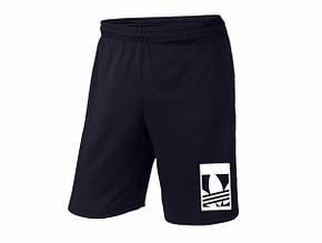 Мужские спортивные шорты Adidas, Адидас, темно-синие (в стиле)
