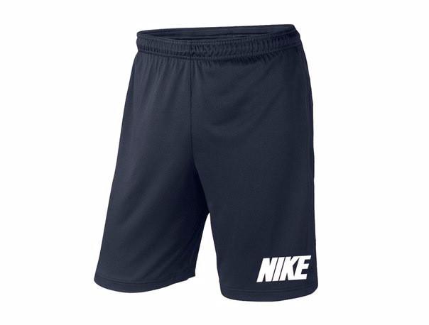Мужские спортивные шорты NIKE, найк, темно-синие (в стиле)