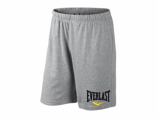 Мужские спортивные шорты Everlast, эверласт, серые (в стиле)