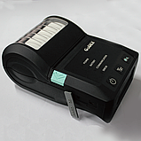 Мобильный принтер этикеток GodexMX30i Bluetooth, фото 3