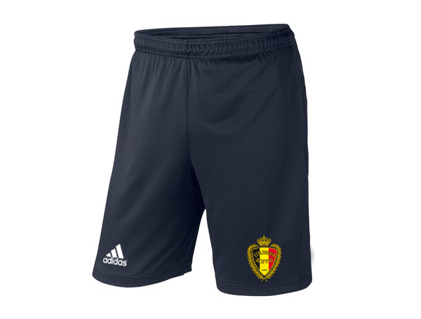 Мужские футбольные шорты Сборной Бельгии, Belgium, темно-синие