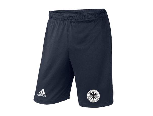Мужские футбольные шорты Сборной Германии, Germany, темно-синие, фото 2