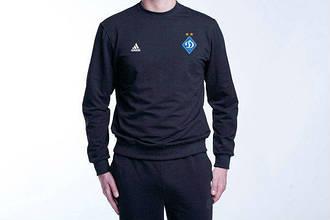 Футбольный костюм Adidas-Dynamo, Динамо Киев, Адидас, черный