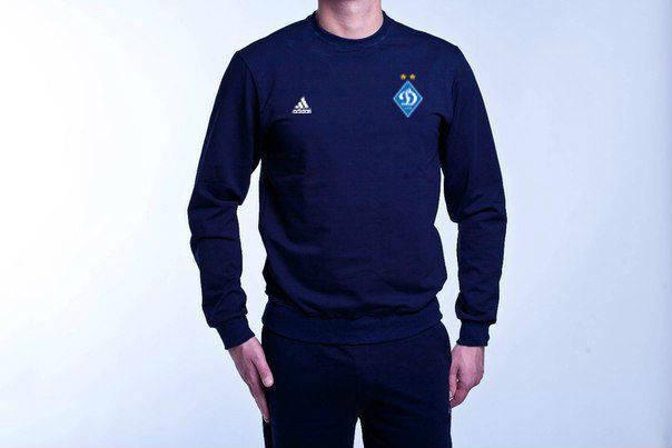 Футбольный костюм Adidas-Dynamo, Динамо Киев, Адидас, синий, фото 2