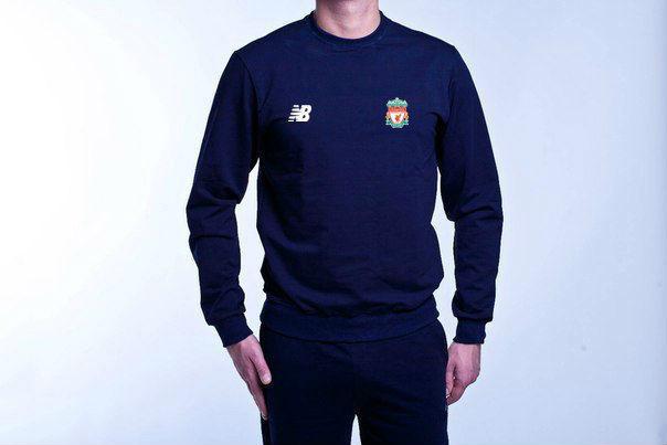 Футбольный костюм NB-Liverpool, Ливерпуль, Нью Беленс, синий