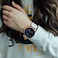 UWatch Смарт часы Smart Flower Pink, фото 4