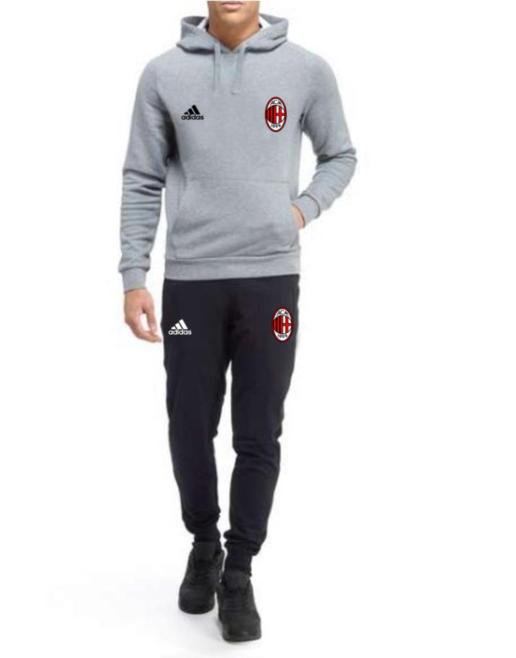 Футбольный костюм Милан, Milan, Adidas, Адидас
