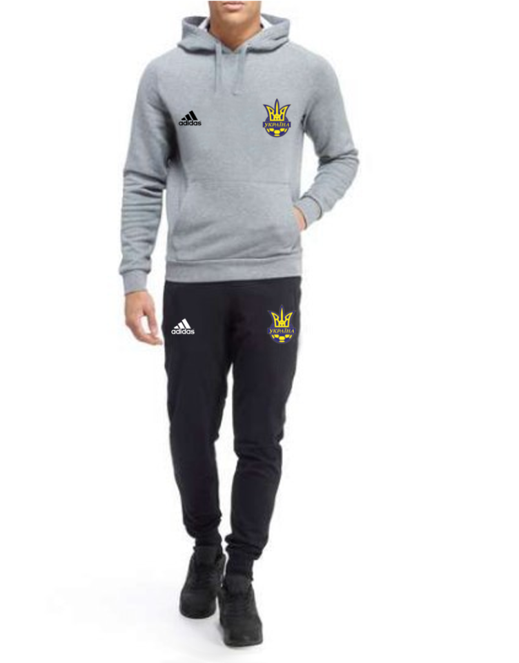 Футбольный костюм Сборной Украины, Адидас, Adidas
