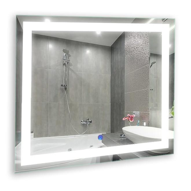 Зеркало LED (150*80*2,5см) VZ-AL-D4 с сенсором