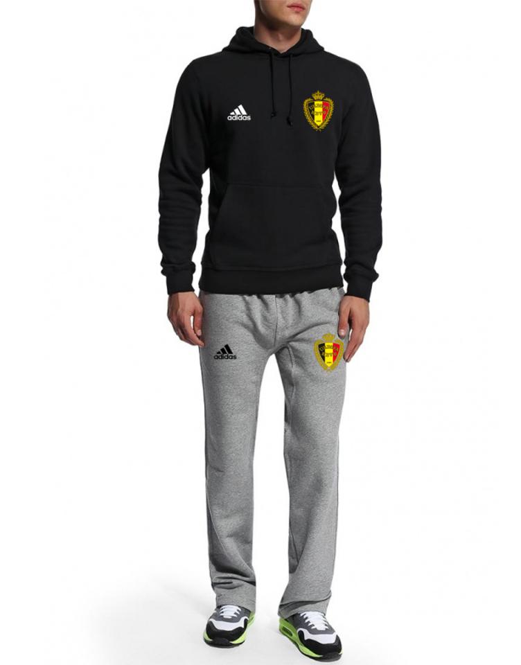 Футбольный костюм сборной Бельгии, Belgium, Adidas, Адидас