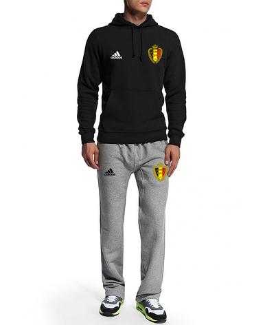 Футбольный костюм сборной Бельгии, Belgium, Adidas, Адидас, фото 2